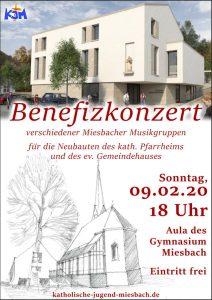 Benefizkonzert 🎶 @ Aula des Gymnasiums Miesbach